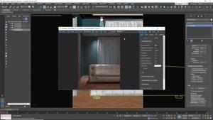 آموزش کرونا برای تری دی مکس – Corona for 3ds Max