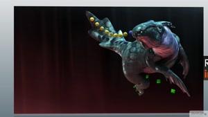 آموزش ریگ کردن در مایا – ریگ کردن یک موجود دریایی