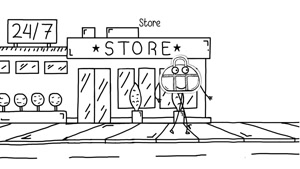 جعبه ابزار ایجاد کاراکتر موشن گرافیک Cartoon Sketch Explaine