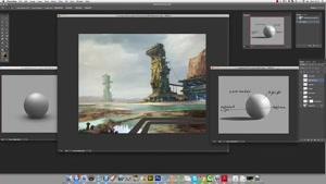 آموزش نقاشی دیجیتال با فتوشاپ – Photoshop