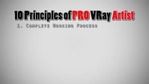 آموزش طراحی صحنه داخلی در 3ds Max و Vray