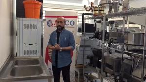 سینک های صنعتی آرکو تجهیز