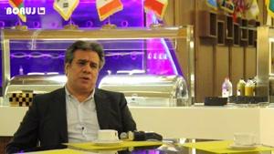 رستوران بین المللی شاین تجهیز شده با فر کامبی استیمر بروج
