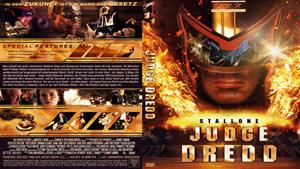 فیلم Judge Dredd 1995 سیلور استالونه    (Vivamovies)