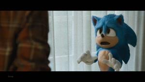 سونیک خارپشت Sonic the Hedgehog 2019 دوبله فارسی