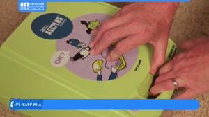 غریق نجات - آموزش استفاده از دستگاه