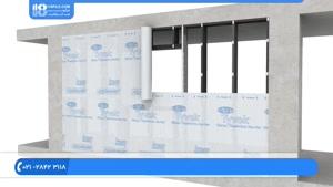 آموزش اجرای کناف کاری - نحوه نصب دیوار کاذب دوجداره