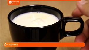 آموزش راه اندازی کافی شاپ - دستورالعمل استارباکس شکلات داغ