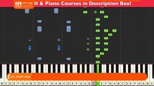 آموزش نواختن پیانو برای مبتدیان