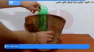 آموزش کامل ساخت آبنما با بامبو