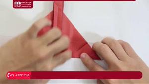 آموزش اوریگامی برای کودکان پیش دبستانی