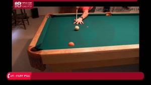 آموزش 5 ترفند مهم و کاربردی در بازی بیلیارد