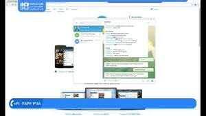 آموزش ربات تلگرام - ساخت بات تلگرام برای هشدار های تجاری