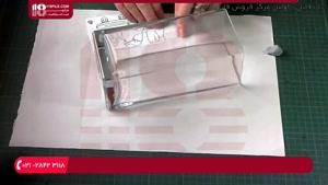 آموزش نقاشی روی شیشه - آموزش نقاشی روی ظرف شیشه ای