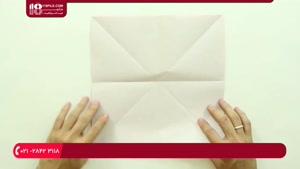 چگونه با کاغذ کاردستی درست کنیم