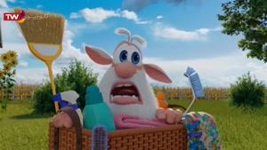 انیمیشن طنز زیبا و تماشایی بوبا Booba - (شاهکارهای بوبا)