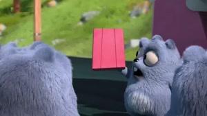 انیمیشن زیبای گریزی و موش کوچولوها قسمت 41