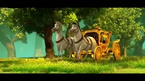فیلم انیمیشن زیبای سیندرلا و راز شاهزاده خانم (دوبله فارسی)