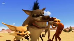 انیمیشن سریالی اسکار اُسیس مارمولک