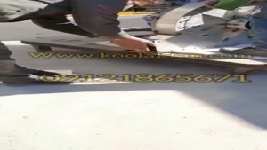 سانتریفیوژ تمام استیل فشار قوی09121865671