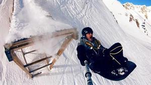 فیلم هیجان انگیز اسکی رمپ