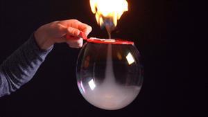چند سرگرمی جالب با حباب ها
