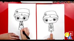 آموزش نقاشی به کودکان / رزا پارکس