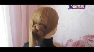 آموزش مدل موی فرانسوی