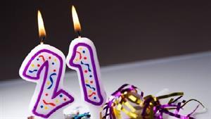 کلیپ تولد 21 اردیبهشت