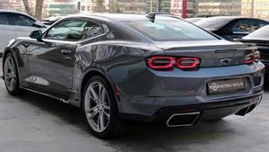 معرفی خودرو 2021 Chevrolet Camaro Monster