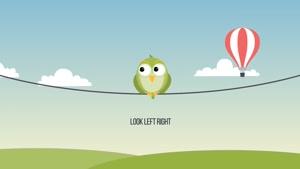 جعبه ابزار موشن گرافیک ساخت کاراکتر پرنده Explainer Birds To