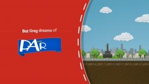 پروژه آماده تیزر موشن گرافیک آژانس مسافرتی Cartoon Travel Ex