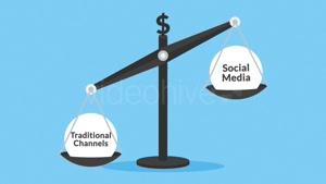 پروژه آماده موشن گرافیک تیزر بازاریابی شبکه های اجتماعی