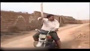 طنز موتور سواری