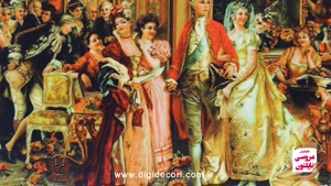 تابلو فرش فرانسوی عروسی ناپلئون - دیجی دکوری