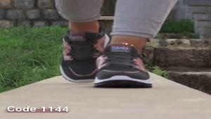 خرید کفش زنانه   قیمت و مشخصات کفش اسپرت رامیلا کد 1144