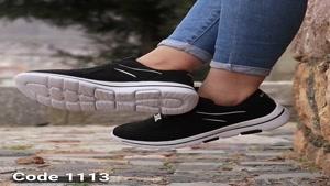 خرید کفش زنانه   قیمت و مشخصات کفش اسپرت پاکلاس کد 1113