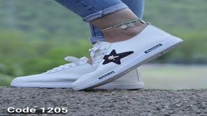 خرید کفش زنانه   قیمت و مشخصات کفش اسپرت فشیون کد 1205