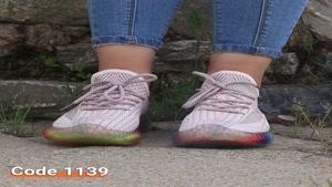 خرید کفش زنانه   قیمت و مشخصات کفش اسپرت آدیداس کد 1139