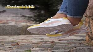خرید کفش زنانه | قیمت و مشخصات کفش اسپرت توباکو کد 1112