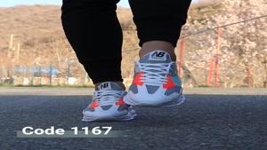خرید کفش مردانه   قیمت و مشخصات کفش اسپرت نیوبالانس کد 1167