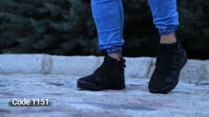 خرید کفش مردانه   قیمت و مشخصات کفش اسپرت نایک کد 1151