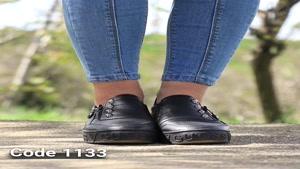خرید کفش زنانه   قیمت و مشخصات کفش اسپرت ونس کد 1133