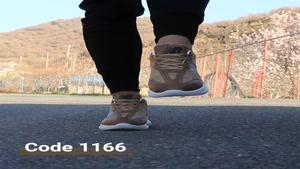 خرید کفش مردانه   قیمت و مشخصات کفش اسپرت نیوبالانس کد 1166