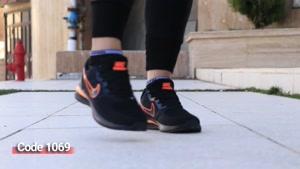 خرید کفش مردانه   قیمت و مشخصات کفش اسپرت نایک کد 1069