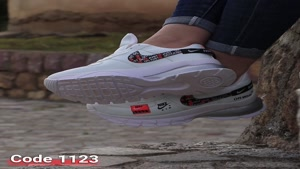 خرید کفش زنانه   قیمت و مشخصات کفش اسپرت نایک کد 1123