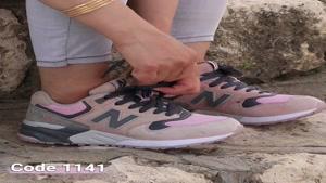 خرید کفش زنانه   قیمت و مشخصات کفش اسپرت نیوبالانس کد 1141