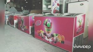 فریزرصندوقی بستنی