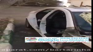 خودروی خود را به ضد سرقت مجهز نمایید