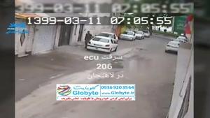 سرقت ECU کامپیوتر مرکزی چهارمیلیون تومانی پژو 206